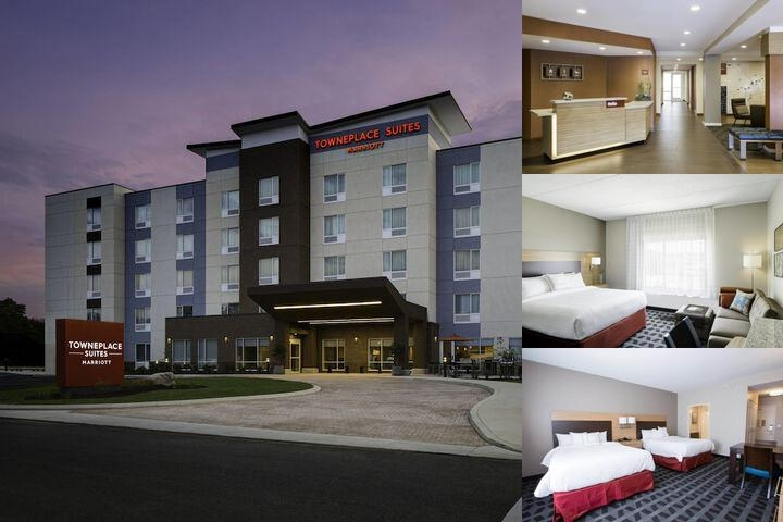 Towneplace Suites Pittsburgh Harmarville photo collage