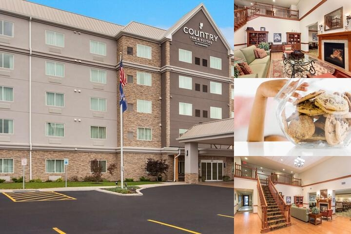 Country Inn & Suites by Radisson, Buffalo South I-90, NY photo collage
