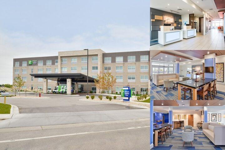 Holiday Inn Express & Suites Madison photo collage