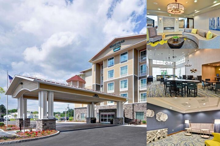 Homewood Suites by Hilton Schenectady photo collage