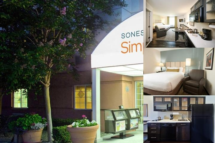 Sonesta Simply Suites Anaheim photo collage