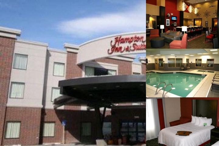 Hampton Inn & Suites Salt Lake City / University Foothill Dr photo collage