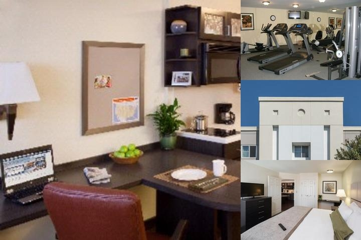 Candlewood Suites Orange County Irvine Spectrum photo collage