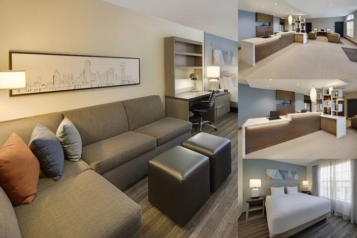 Hyatt House Dallas / Richardson photo collage