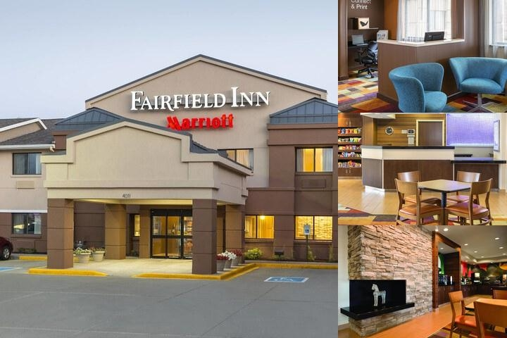 Fairfield Inn by Marriott Muncie photo collage