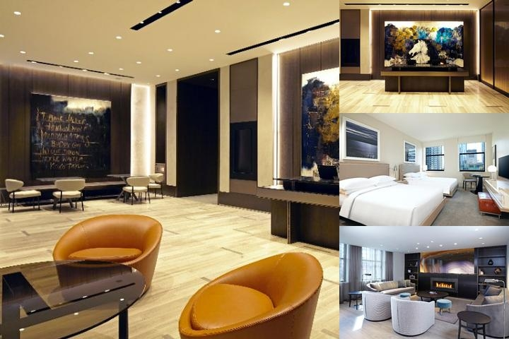 Hyatt Centric The Loop Chicago photo collage
