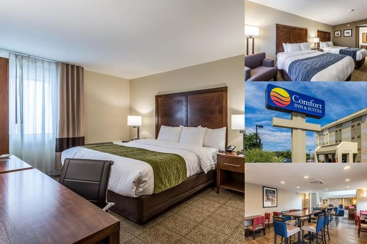 Comfort Inn & Suites Albuquerque photo collage