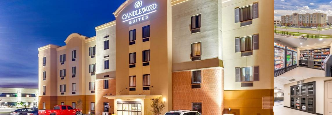 Candlewood Suites Eau Claire I94 photo collage