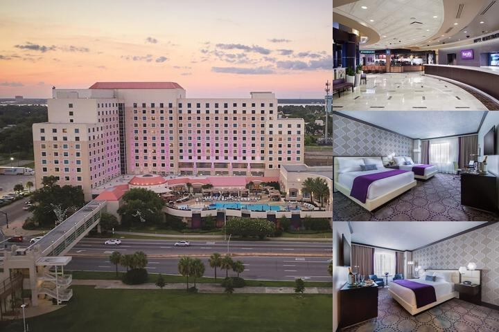 Grand / Harrah's Casino Biloxi photo collage