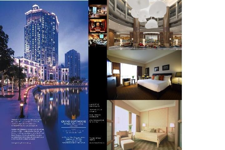 Grand Copthorne Waterfront photo collage