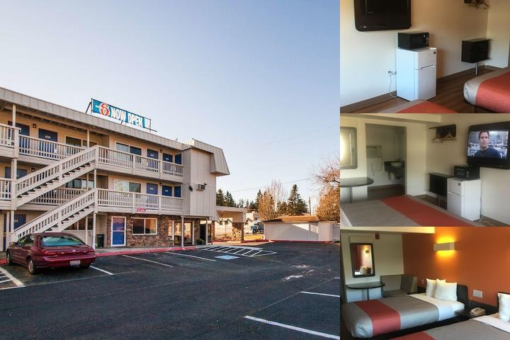 Motel 6 Bremerton photo collage