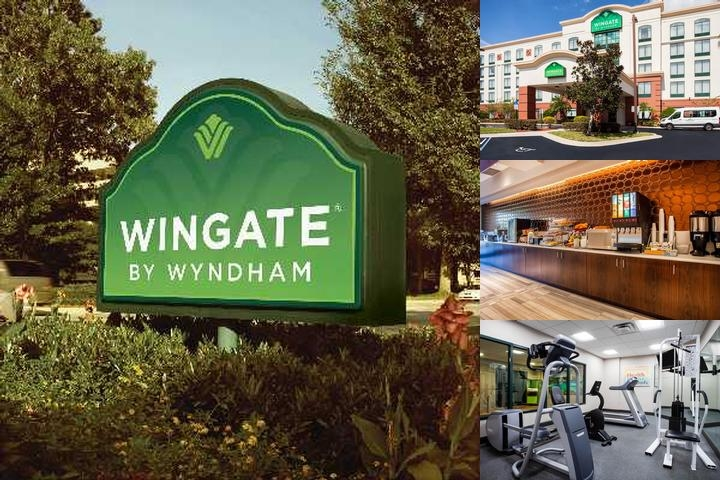 Wingate by Wyndham Orlando Airport photo collage