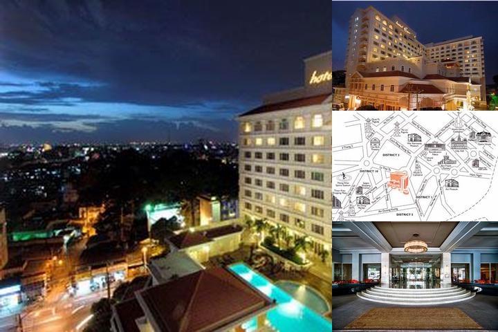 Hotel Equatorial Ho Chi Minh City Ho Chi Minh City 242 Tran Binh