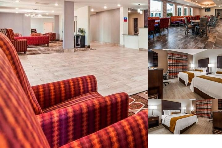 SureStay Plus Hotel by Best Western Kansas City Airport photo collage