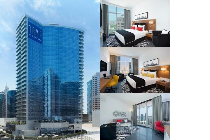 Tryp by Wyndham Dubai photo collage