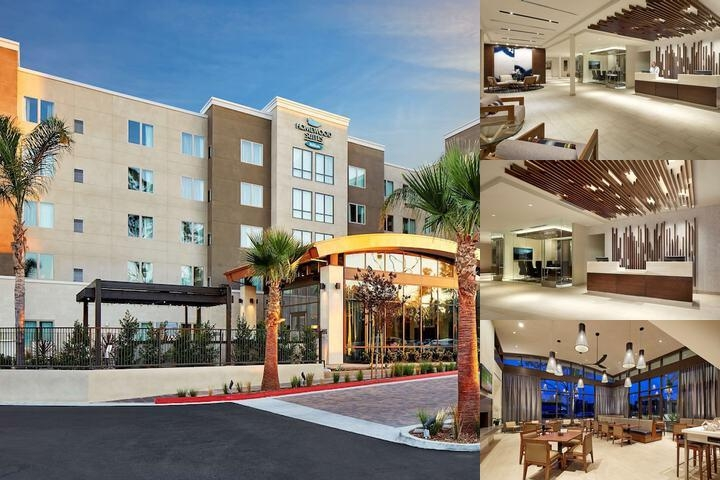 Homewood Suites San Diego Mission Valley / Zoo photo collage