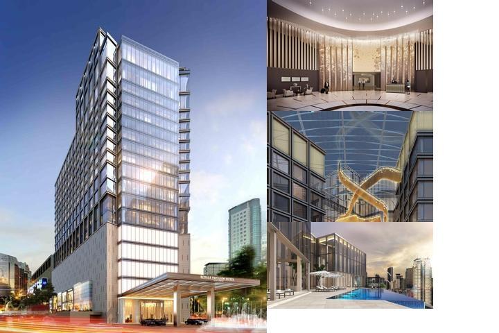 PAVILION HOTEL MANAGED BY BANYAN TREE - Kuala Lumpur L 01m 1 North