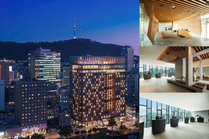 Novotel Ambassador Seoul Dongdaemun photo collage