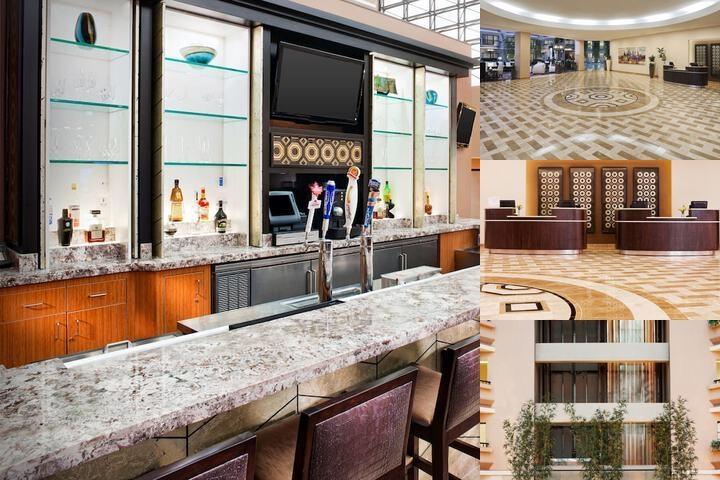 Sheraton Detroit Metro Airport Hotel Photo Collage