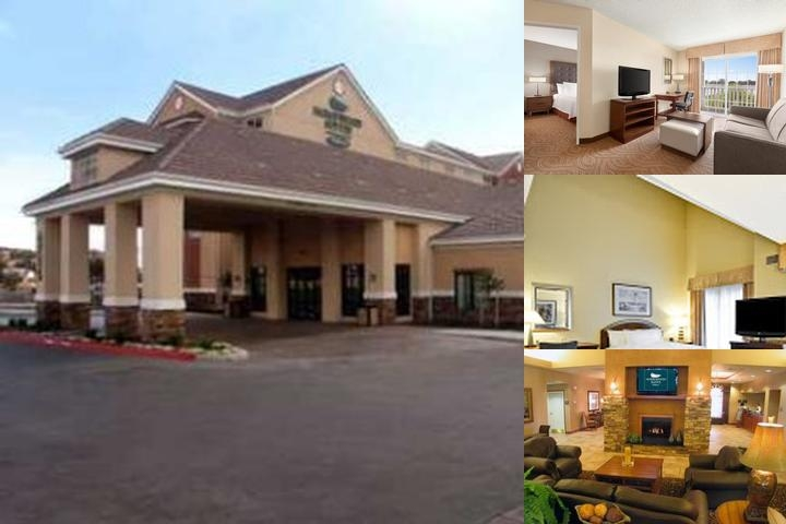 Homewood Suites Fairfield Napa photo collage