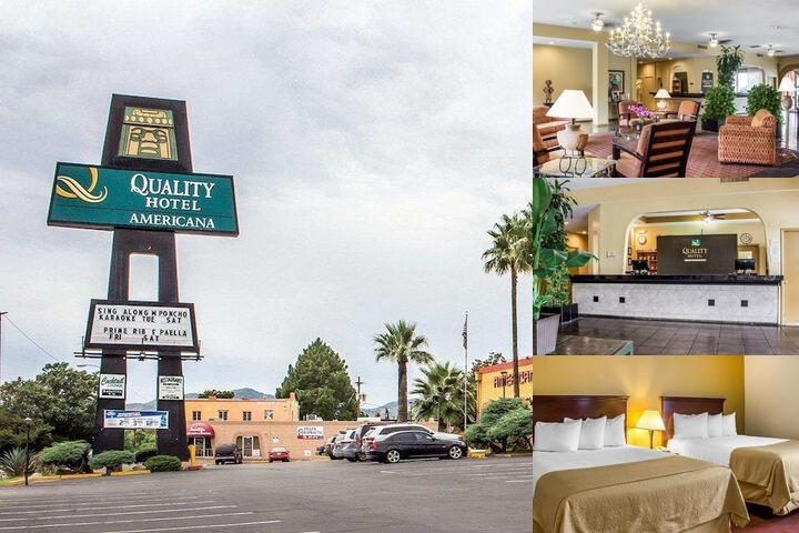 Quality Hotel Americana Nogales photo collage