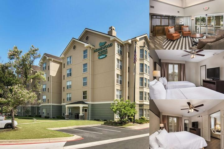 Homewood Suites Austin South photo collage