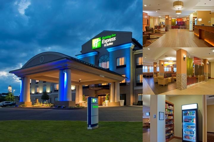 Holiday Inn Express & Suites Prattville photo collage