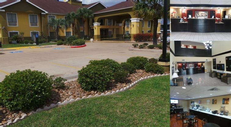 SureStay Plus Hotel by Best Western Alvin photo collage