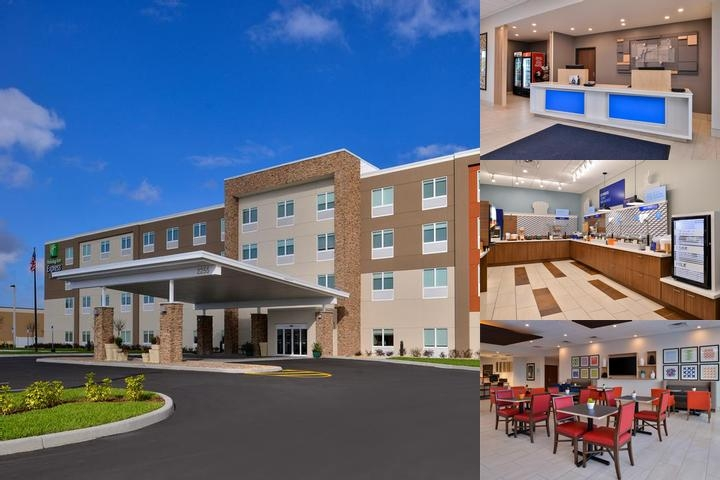 Holiday Inn Express & Suites Alachua Gainesville photo collage