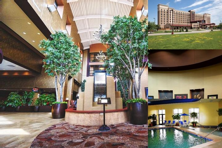 Embassy Suites Minneapolis North photo collage