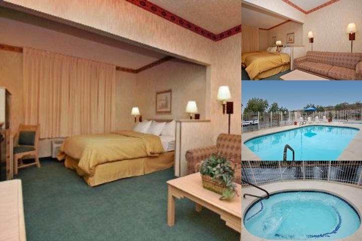 Comfort Suites Peoria Sports Complex photo collage