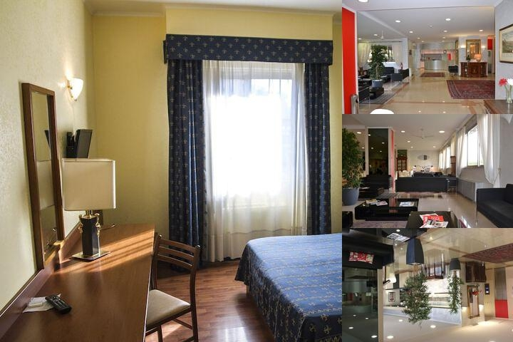 Hotel Marc'aurelio photo collage