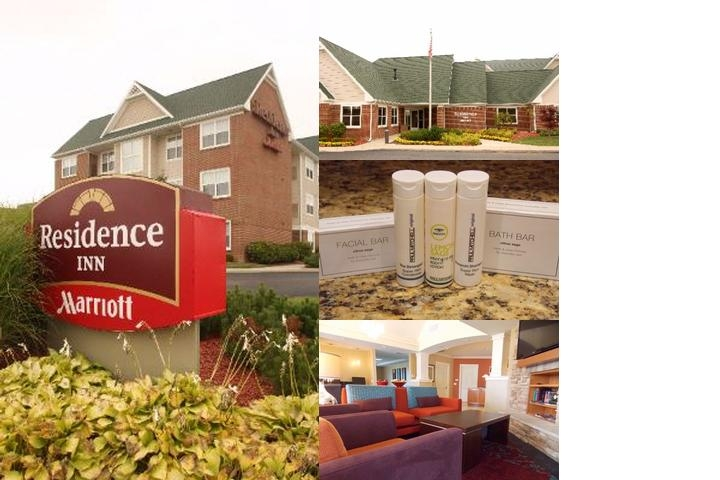 Residence Inn Holland photo collage