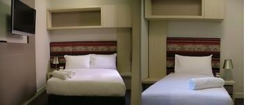Best Western Melbourne City photo collage
