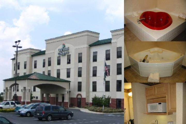 Castleton Inn & Suites photo collage