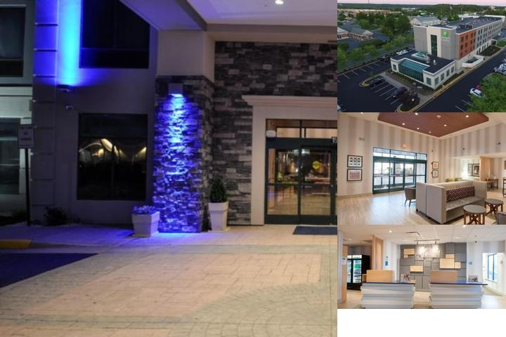 Holiday Inn Express Stafford Quantico photo collage