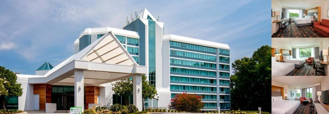 HOLIDAY INN® NEWPORT NEWS HAMPTON - Newport News VA 980 Omni 23606
