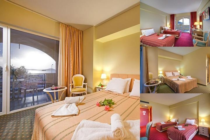 Angelika Pallas Hotel photo collage