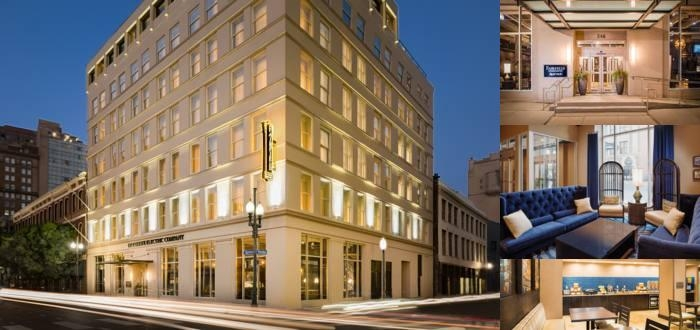 Fairfield Inn & Suites Downtown New Orleans / French Quarter Area photo collage