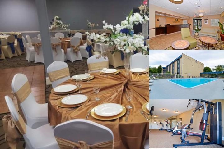 Best Western Johnson City Hotel Conference Center Johnson City Tn 2406 North Roan 37601 1704