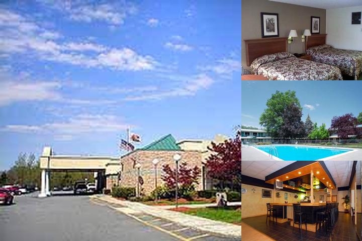 Hudson Valley Hotel & Conference Center by Fairbridge photo collage