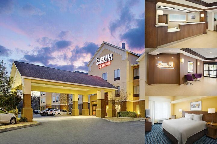 Fairfield Inn & Suites Lafayette South photo collage