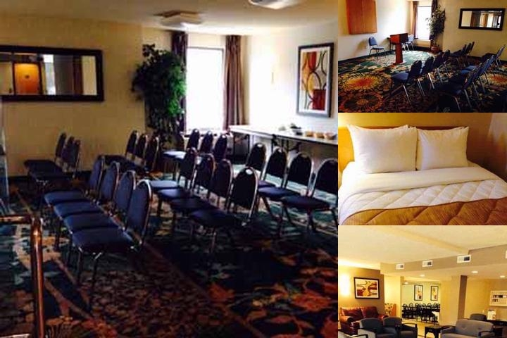 Best Western Harrisburg North photo collage