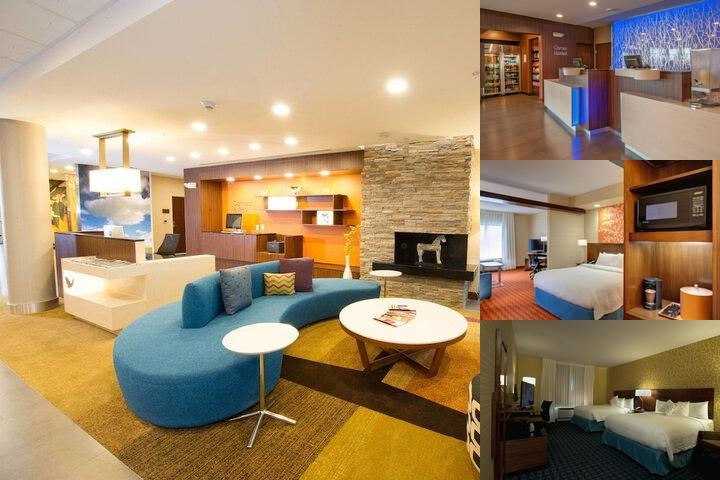 Fairfield Inn & Suites Dallas Plano North photo collage