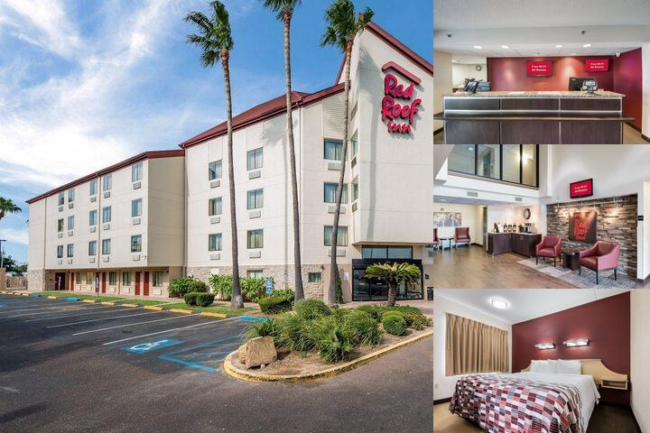 Red Roof Inn Laredo photo collage