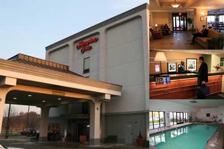 Hampton Inn Shawnee photo collage