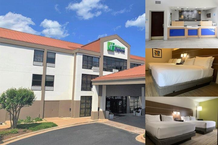 Holiday Inn Express Hillsborough photo collage