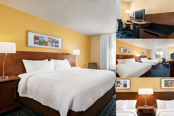 Fairfield Inn Roseville Ca photo collage