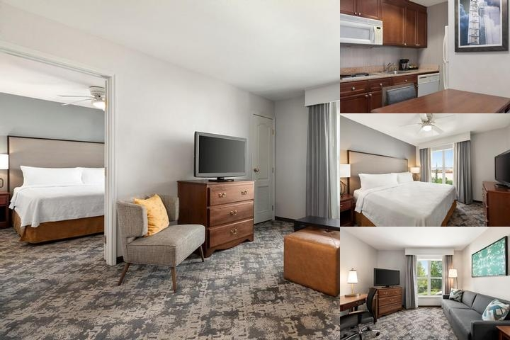 Homewood Suites by Hilton Roseville Ca photo collage
