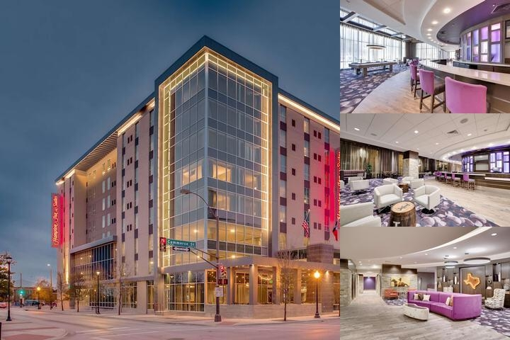 Hampton Inn & Suites Fort Worth Downtown photo collage